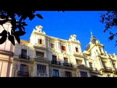 OCTOMBRIE LA MADRID Anul 2016 Gyöngyi Geea video creator mp4