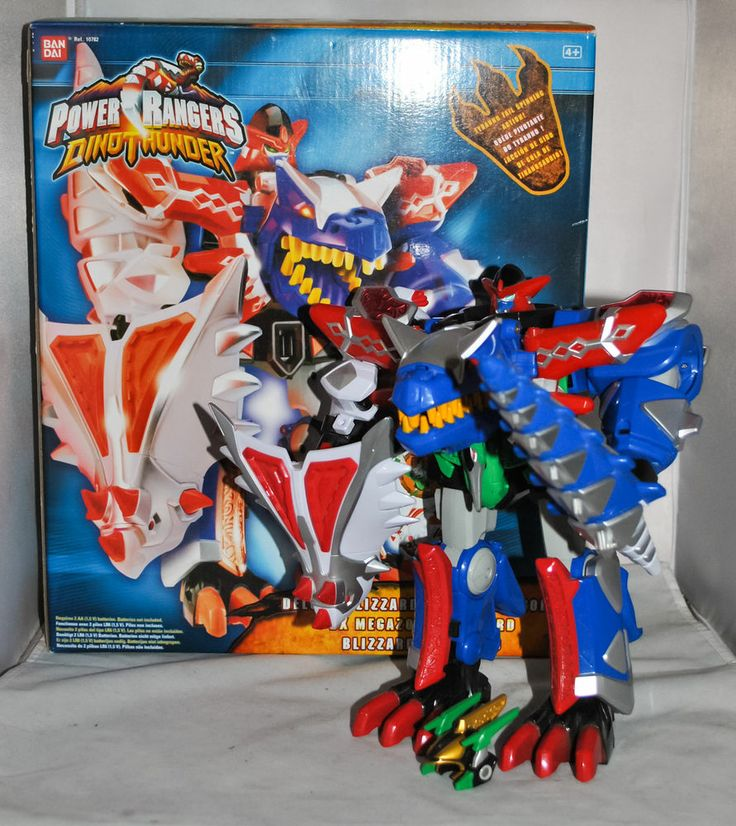 Dinothunder Toys 43