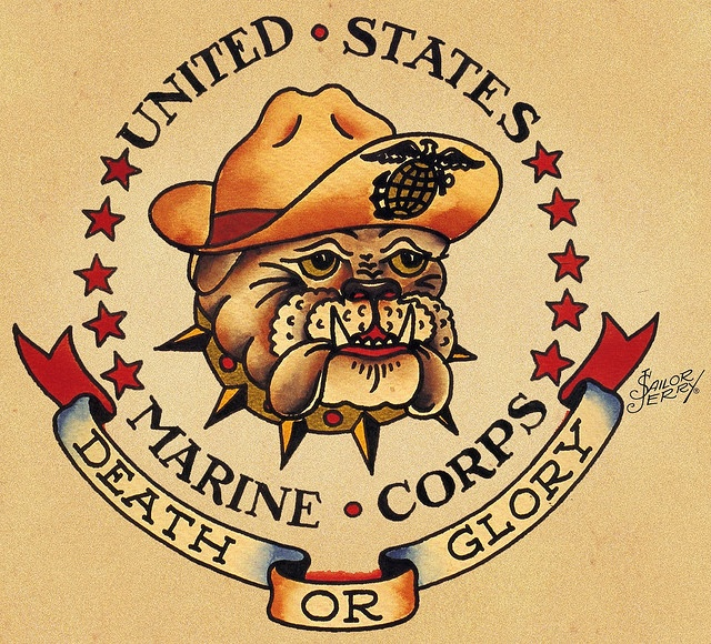 1000+ images about Tattoo Art on Pinterest | Us marine ...