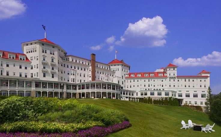 New Hampshire Resorts | Omni Mount Washington Resort, Bretton Woods, NH