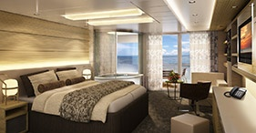 The Haven Spa Suite with Balcony   Norwegian Cruises  Yes please!