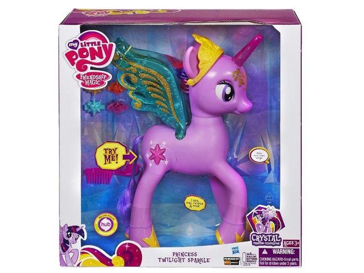 My Little Pony Księżniczka Twilight Sparkle - Figurka - Satysfakcja.pl
