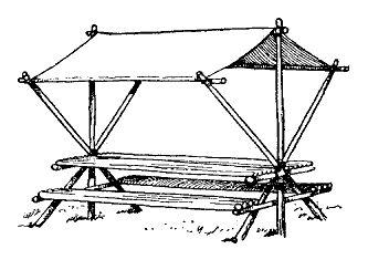 Escuteiros ideias para constru es acampamento for Muebles bambu pdf