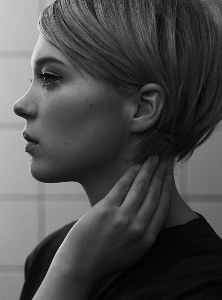 Lea Seydoux by Eric Guillemain for Nowness