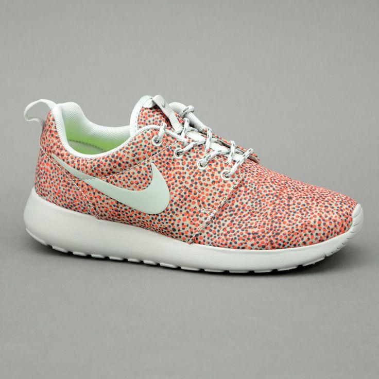 Nike NIKE WMNS ROSHERUN PRINT Arancione mod. 599432-800