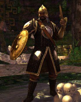 Deadliest Warrior Chakram | Deadliest Warrior: The Game (Game) - Giant Bomb