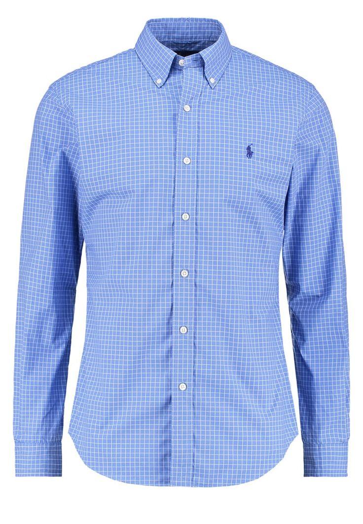 Polo Ralph Lauren SLIM FIT Hemd slate blu Premium bei Zalando.de | Material Oberstoff: 100% Baumwolle | Premium jetzt versandkostenfrei bei Zalando.de bestellen!