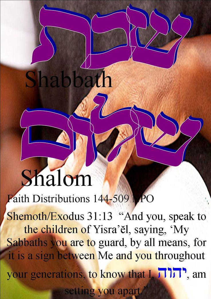 Shabbath Shalom mishpacha! All esteem to Abba YAHWEH! Set Apart in Emet! Ahmein