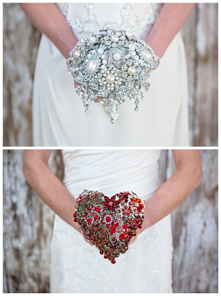 These are just gorgeous - I particularly love the heart shaped one. The combination of bold statement and incredibly fine detail is just stunning. These are from www.thefinerdetails.co.uk