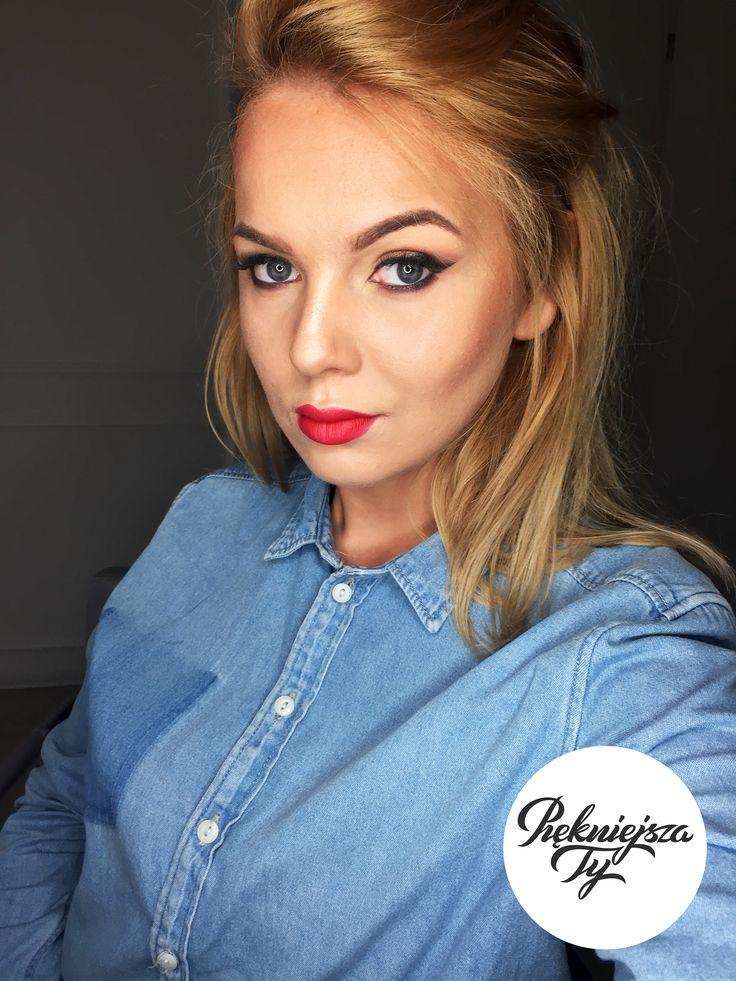 Makijaż okazjonalny  #piekniejszaty #skierniewice #makijaz #makeup