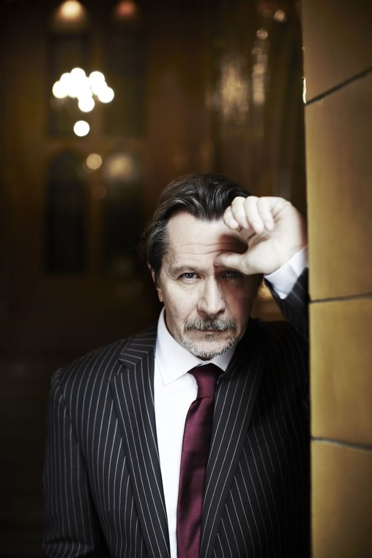 A Life Well Suited - Gary Oldman