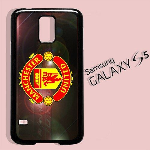 Manchester United Logo For Samsung Galaxy S5 Case