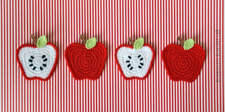 Airali handmade. Where is the Wonderland? Crochet, knit and amigurumi.: Attraverso una carta di caramella