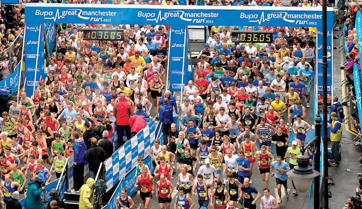 Bupa Great Manchester Run | Events | Bupa Great Run