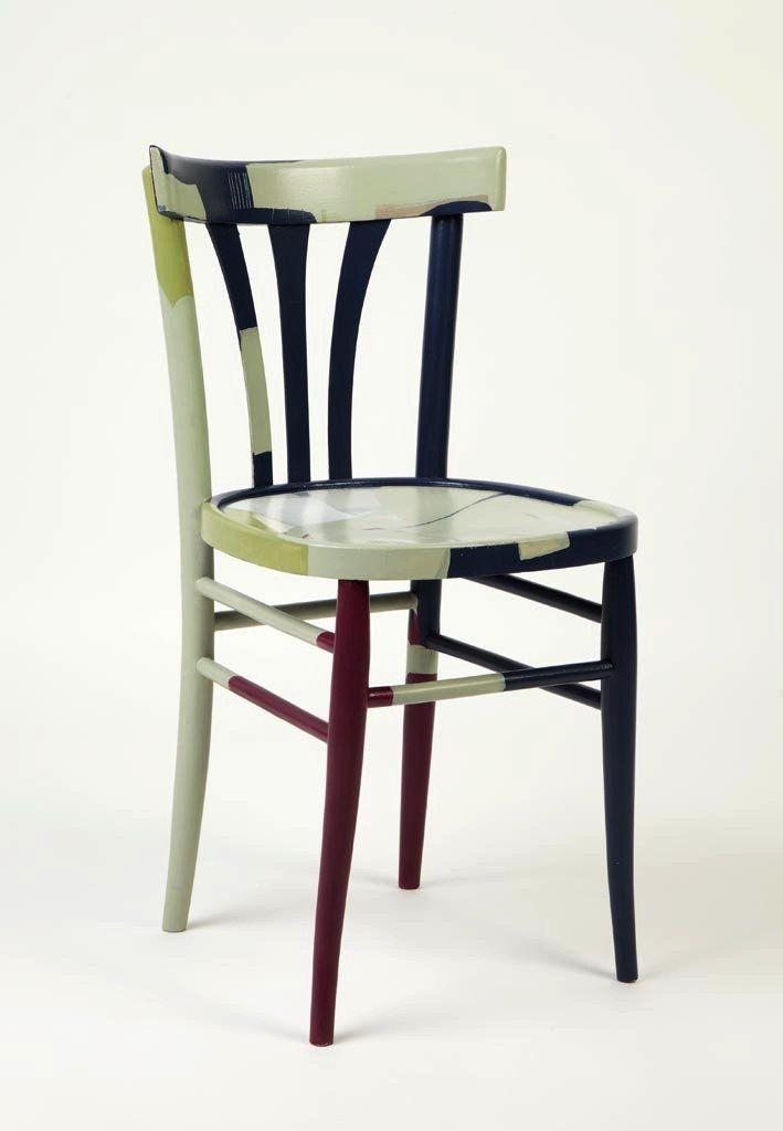 Oltre 25 fantastiche idee su sedie decorate su pinterest for Sedie decorate a decoupage