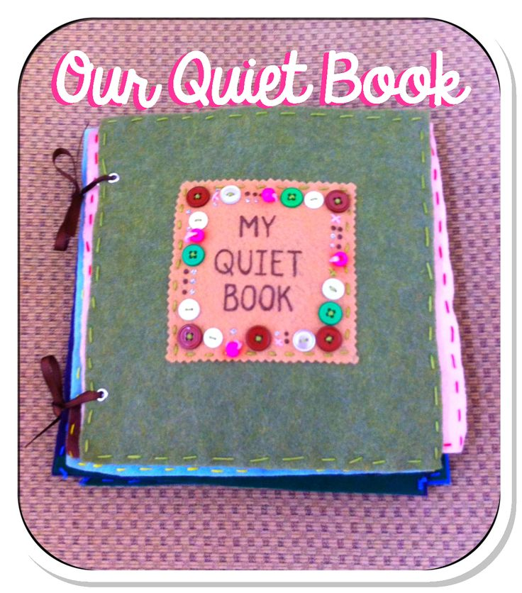 Quiet Book Cover Page Ideas : Best craft quiet book ideas images on pinterest