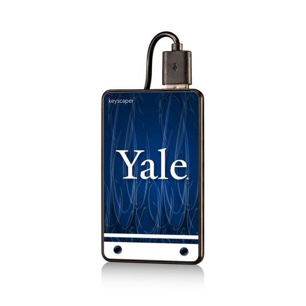 Yale Bulldogs 2200mAh Abstract Logo Portable USB Charger - $29.99