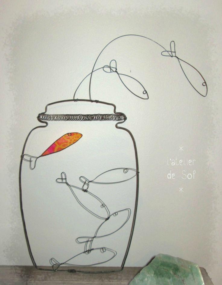 Les 2160 meilleures images du tableau poissons de coeur for Bocal de poisson