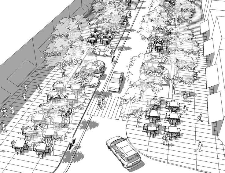 Galería - Primer Lugar Concurso Nacional de Ideas para la Renovación urbana del área centro de San Isidro / Argentina - 151