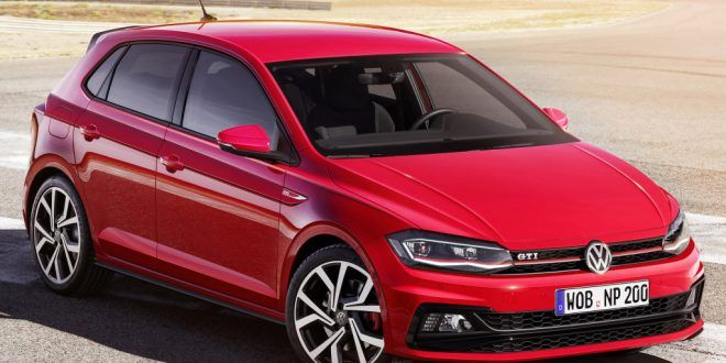 First images: All-new 2018 Volkswagen Polo