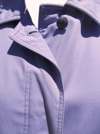 A long straight cut ladies all weather coat in a lovely lavender colour. Light enough for summer with a full silky lining and excellent finishes, fine detail and stunning tailoring. For elegant occasions. http://www.awesomecoats.co.za/?p=2510