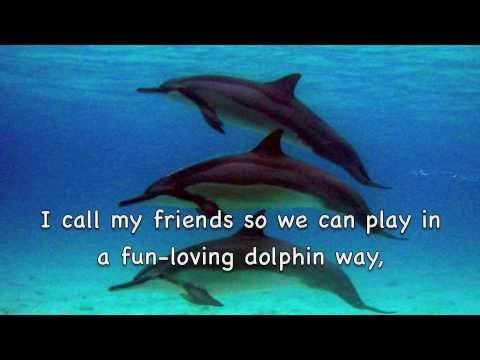CLICKETY-CLACK by Birdsong and the Eco-Wonders - a kids' song about dolphins and echolocation