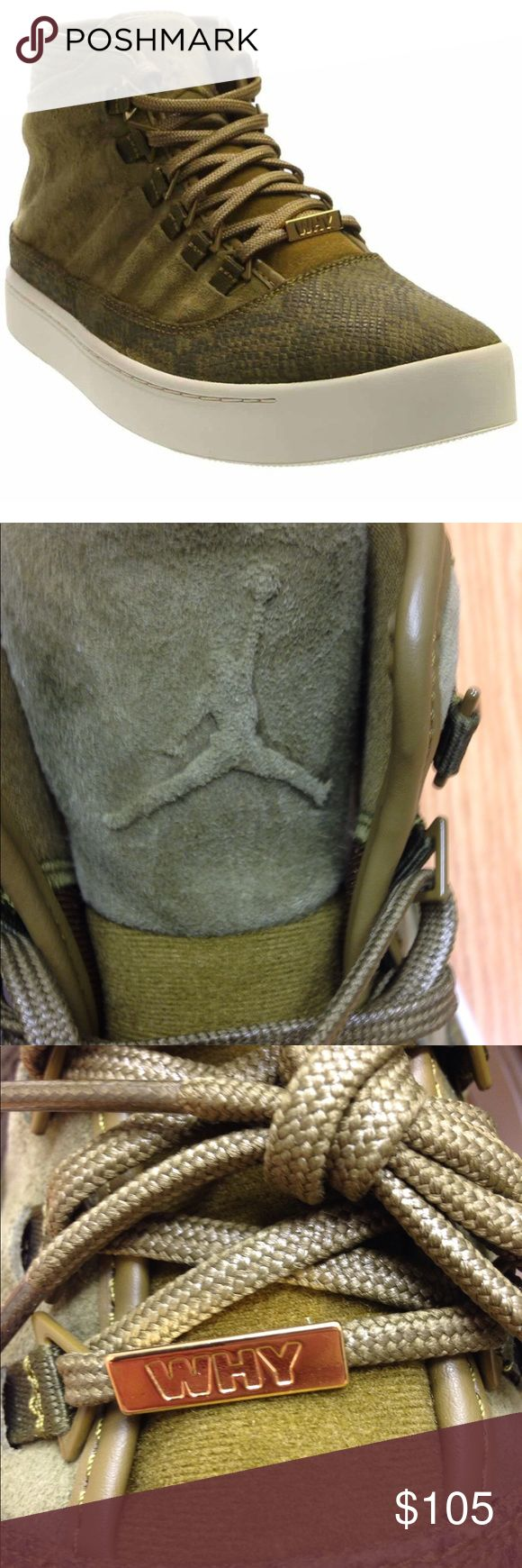 Jordan Westbrook sz 12- olive green Jordan Westbrook size 12 No box Pet free smoke free home This size no longer available on Amazon or eBay.  Bundle for a greater discount.  Thanks for looking! Jordan Shoes