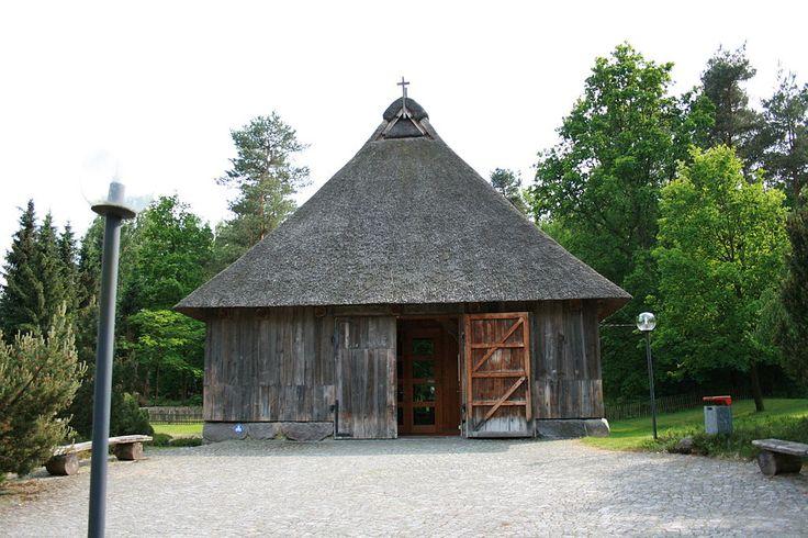 St.Martin's sheep pen church - Munster, Lower Saxony