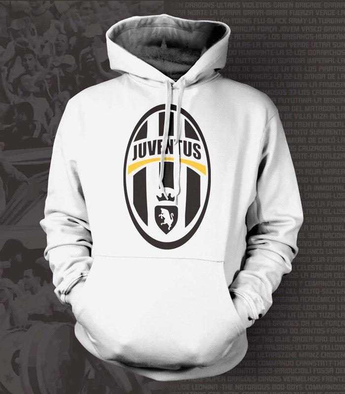 Juventus FC Italy Hoody Sweatshirt