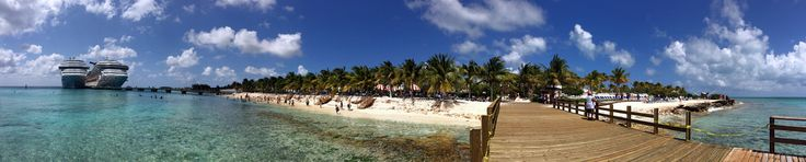 All sizes | Turks and Caicos Islands - Grand Turk - Beach - Panorama | Flickr - Photo Sharing!