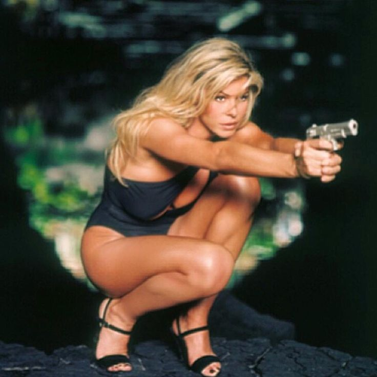 Bibi Andersen. actitud, guerrerapic @gattimania