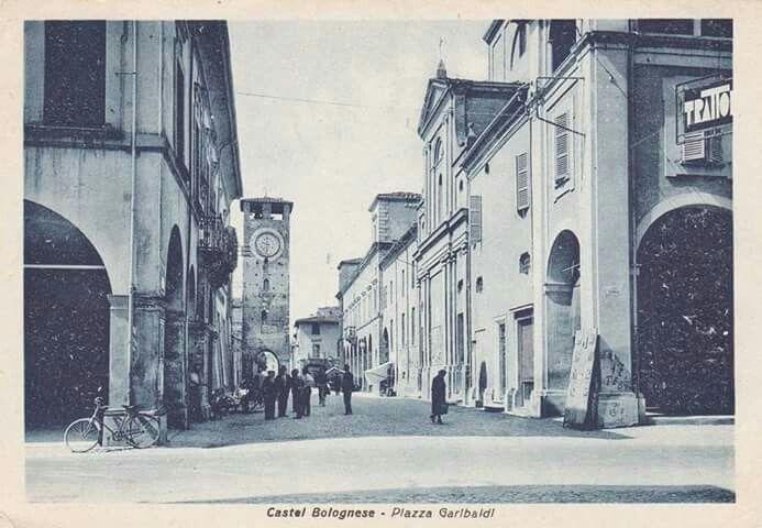 Castel Bolognese,  anteguerra 1939/45