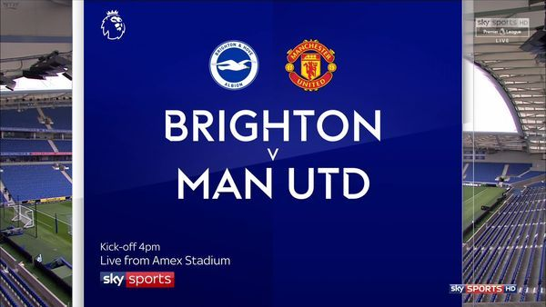 Watch Brighton Hove Albion Vs Manchester United Full Match Replay Premier League 2018 2019 Week 2 Sunday 19 August 2018