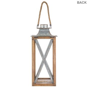 Get Rustic Industrial Lantern online or find other Accent Pieces products from HobbyLobby.com
