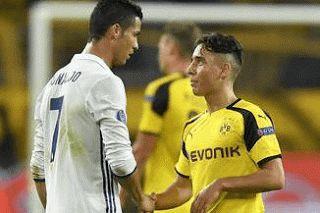 """Emre Mor: """"Mi sueño es jugar en el Real Madrid"""""""
