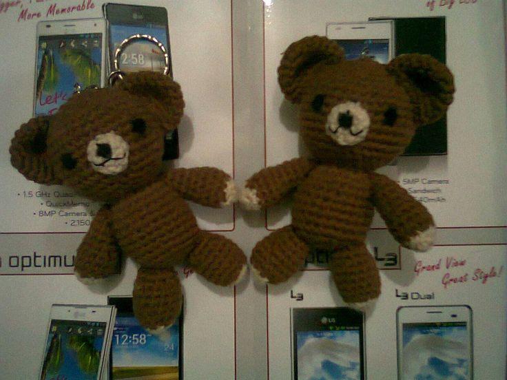 Couple bear