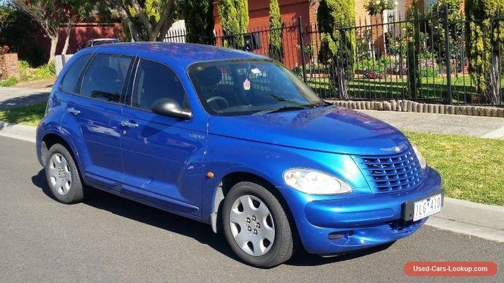 2003 Chrysler PT Cruiser Automatic Hatchback RWC and rego Sept 2019 #chrysler #ptcruiser #forsale #australia
