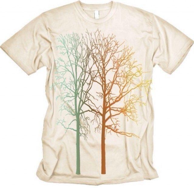 nova adquisició #samarreta #arbres #disseny