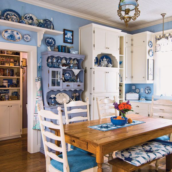 Best  Blue Country Kitchen Ideas On Pinterest Spanish Kitchen - French country blue