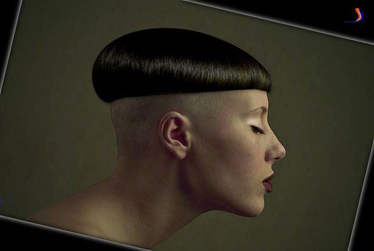 HH mushroom haircut Bowl Cut, Classic Bowl, Bowlcut Women, Mushroom ...