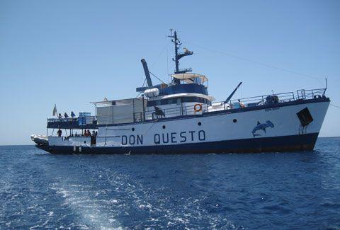 Don Questo #live-aboard