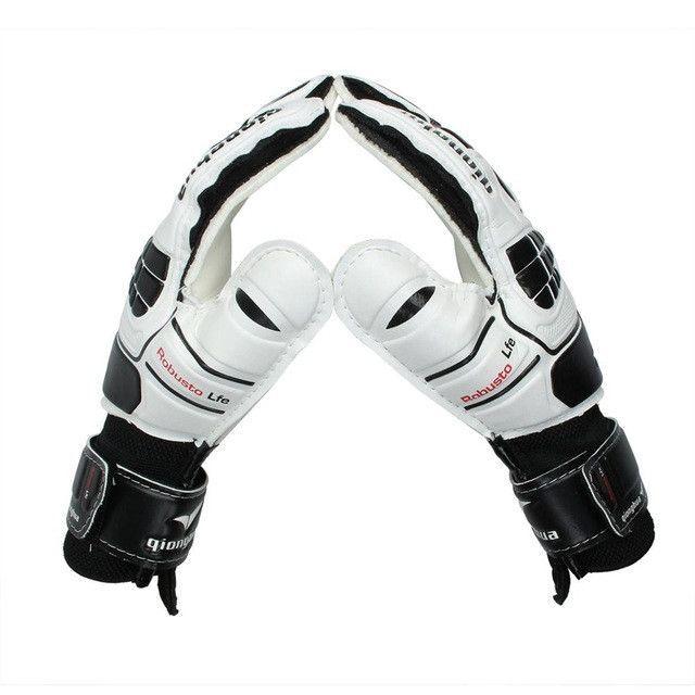 NEW Brand professional Children Kids soccer goalkeeper gloves Latex Finger Dual Protection Football/Goalie/Keeper Gloves