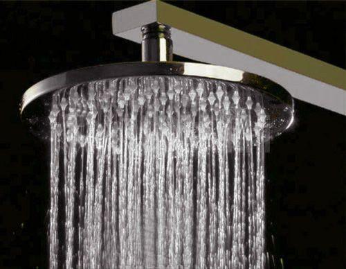 rain shower #faucet #tap #bathroom #washbasin #lazienka #umywalka #bateria #deszczownica