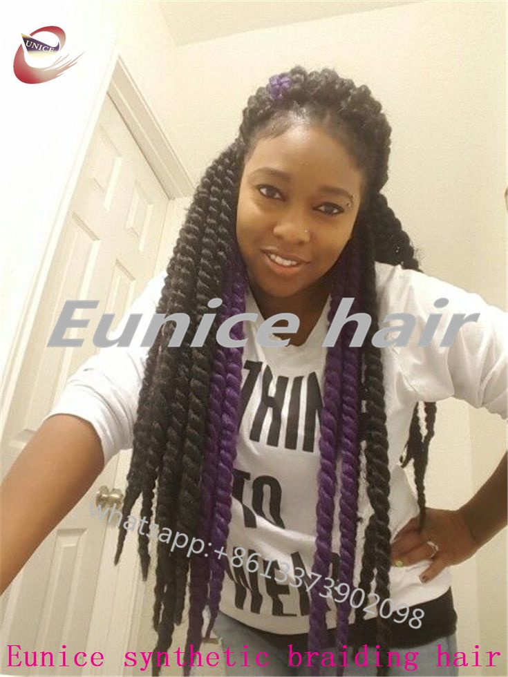 Crochet Black Braiding Curly Hair,Havana Mambo Twist African Hairstyles Braids Cheap Extensions For Short Hair Free Shipping