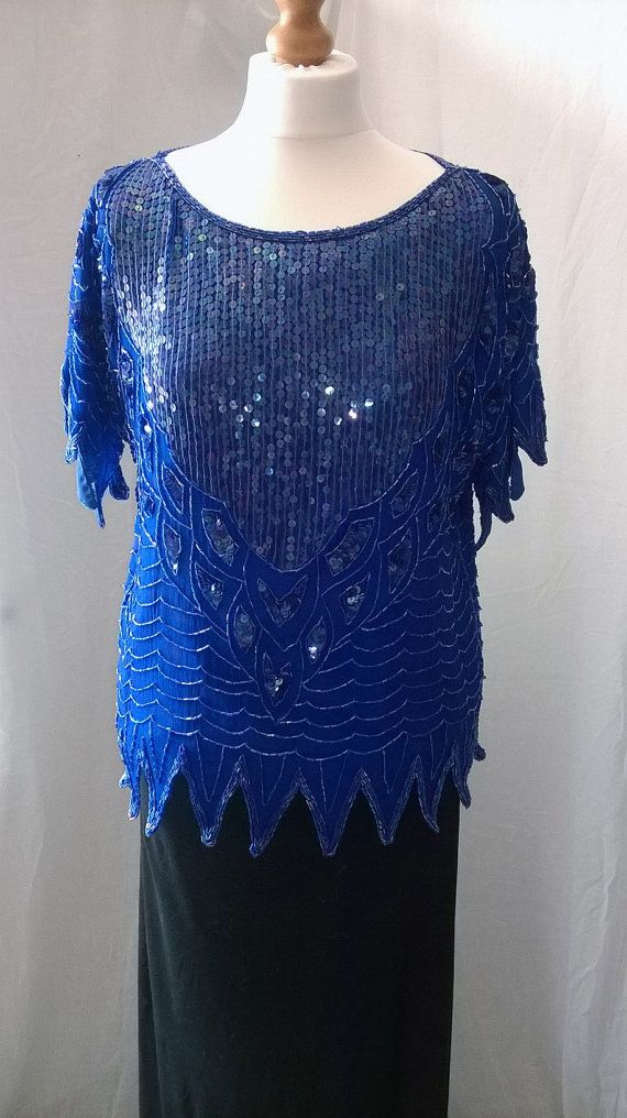 Feeling blue..Etsy bring back treasuries by The vintage magpie on Etsy