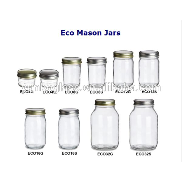 High Quality Wholesale Glass Apothecary Jars