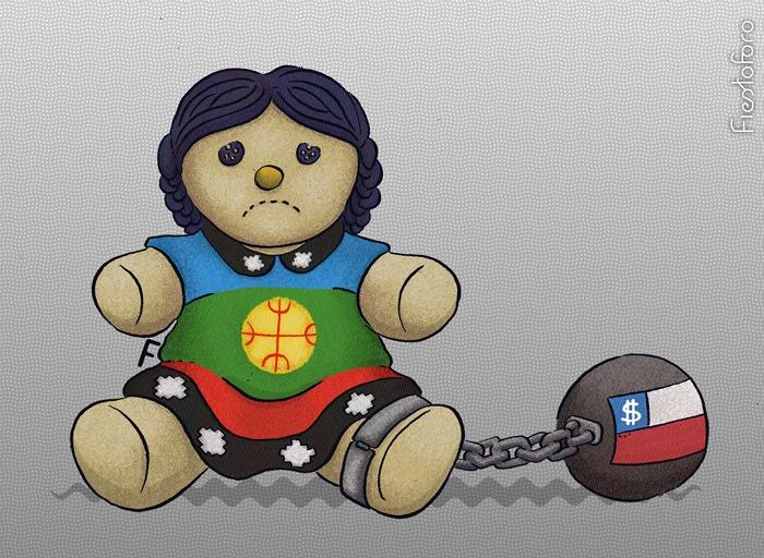 Infancia Mapuche