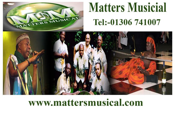 For more info only log on: http://www.mattersmusical.com/genres/african-and-arabic/majuba-zulu-drummers-dancers/