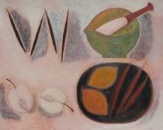Still Life by Vivienne Williams from The Jerram Gallery, Sherborne, Dorset. Contemporary British pictures and sculpture