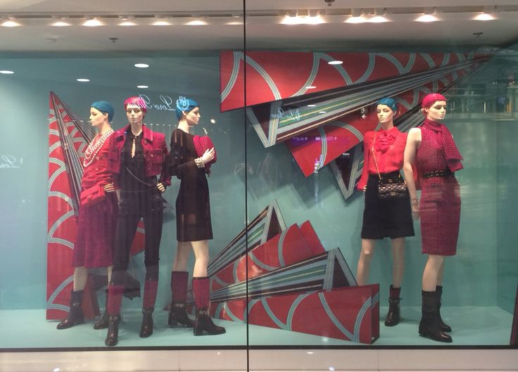 Chanel, HK airport